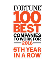 Ultimate Software Named to Fortune's 100 Best Companies to Work For List For Fourth Consecutive Year