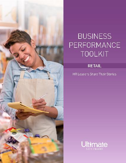 Business Performance Toolkit for Retail