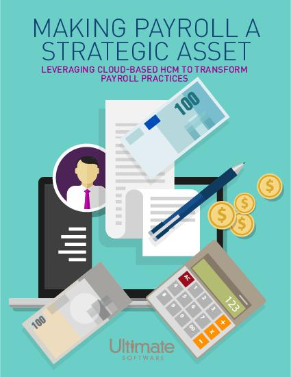 Making Payroll a Strategic Asset
