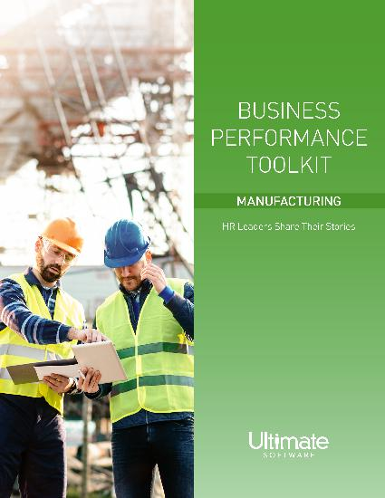 Business Performance Toolkit for Manufacturing